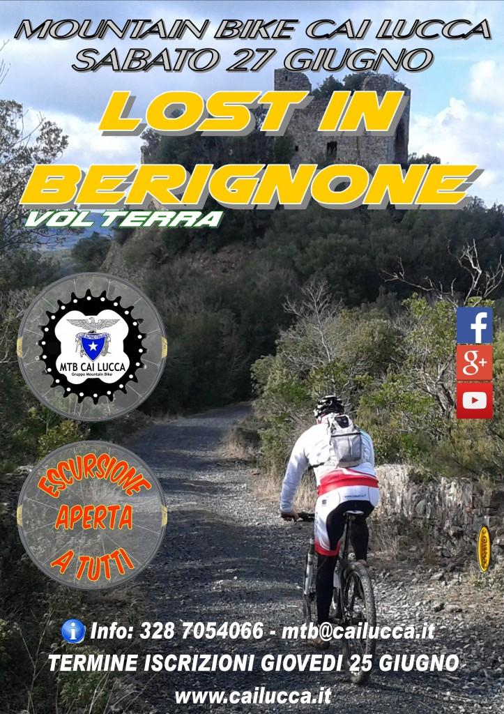 Lost in Berignone A4
